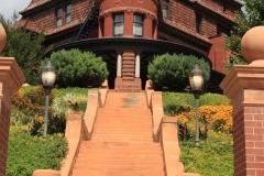 McCune Mansion in Salt Lake City