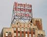 Memphis Art Deco Style Building