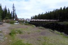 Bridge over Miles Canyon, Whitehorse