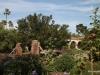 Mission San Juan Capistrano.  Garden