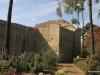 Mission San Juan Capistrano.  Great Stone church