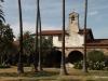 Mission San Juan Capistrano.  Courtyard