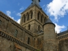 Mont-St-Michel, church and tower