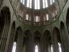 Choir of church, Mont-St-Michel