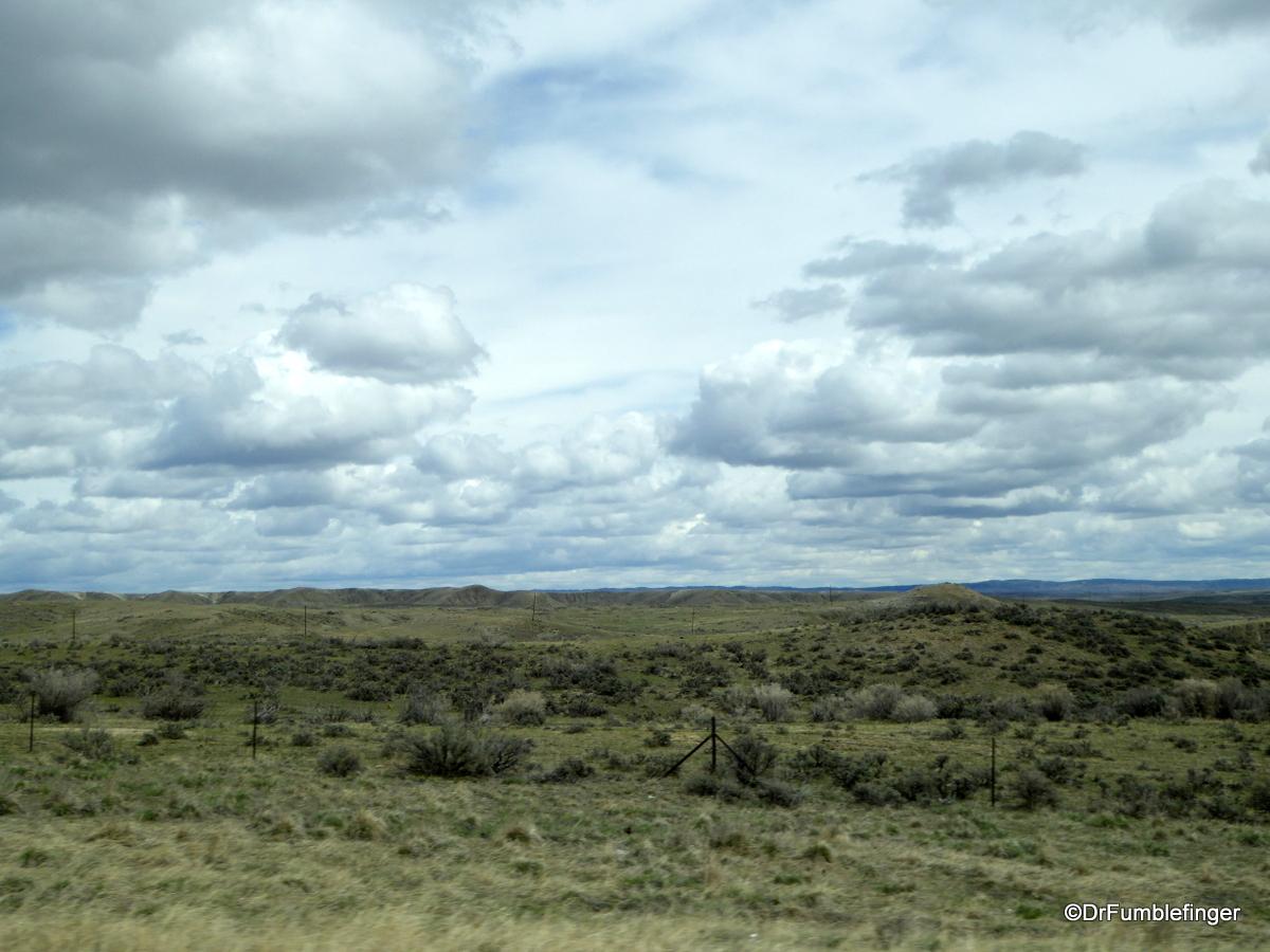 Montana's Big Sky Country