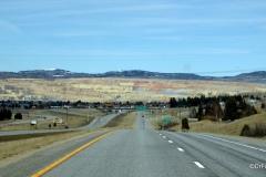 Around Butte, Montana