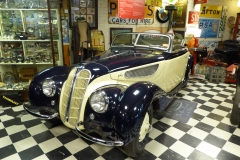 Cotswold Motoring Museum and Toy Collection. BMW 327 1938