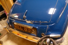 Cotswold Motoring Museum and Toy Collection.  1954 Alpine Sumbeam