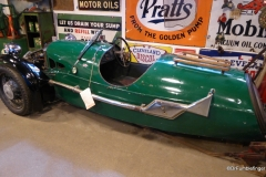 Cotswold Motoring Museum and Toy Collection.  1936 Morgan Super Sports