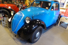 Cotswold Motoring Museum and Toy Collection.  1938  Fiat 500 Topolino