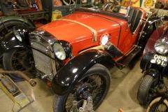 Cotswold Motoring Museum and Toy Collection.  1931 Ulster