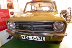 1Cotswold Motoring Museum and Toy Collection.  1972 Mini Clubman