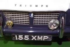1Cotswold Motoring Museum and Toy Collection.  1959 Triumph Herald