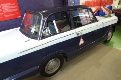 Cotswold Motoring Museum and Toy Collection.  1959 Triumph Herald