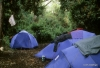 Our tents in Jungle Camp