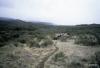 Trail across Shira plateau