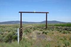 Ranch near Mt. Shasta, California