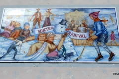 Moose Jaw, Saskatchewan.  Winter Carnival