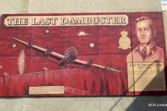 Moose Jaw, Saskatchewan.  The Last Dambuster