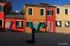 Burano, colorful homes