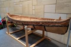 Birchbark Canoe, Museum of the American Indian, Washington DC