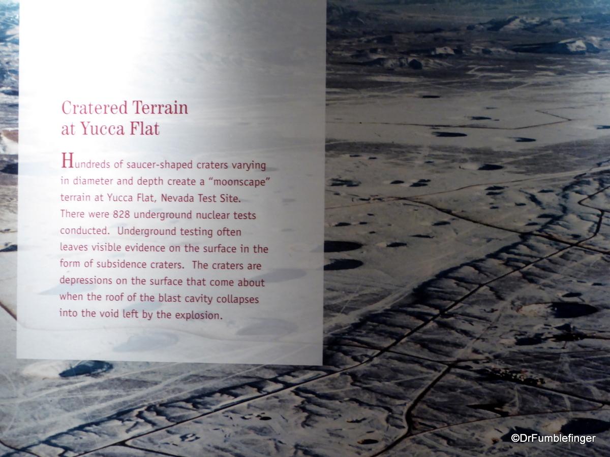 1Exhibits, National Atomic Testing Museum, Las Vegas