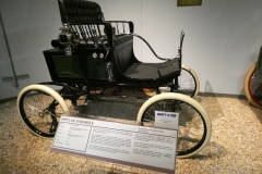 """1899 Locomobile.  one of the """"horseless carriages"""" at the National Automobile Museum, Reno"""