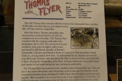 1907 Thomas Flyer, winner of the New York-Paris Automobile Race