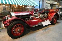 1917 American La France Firetruck