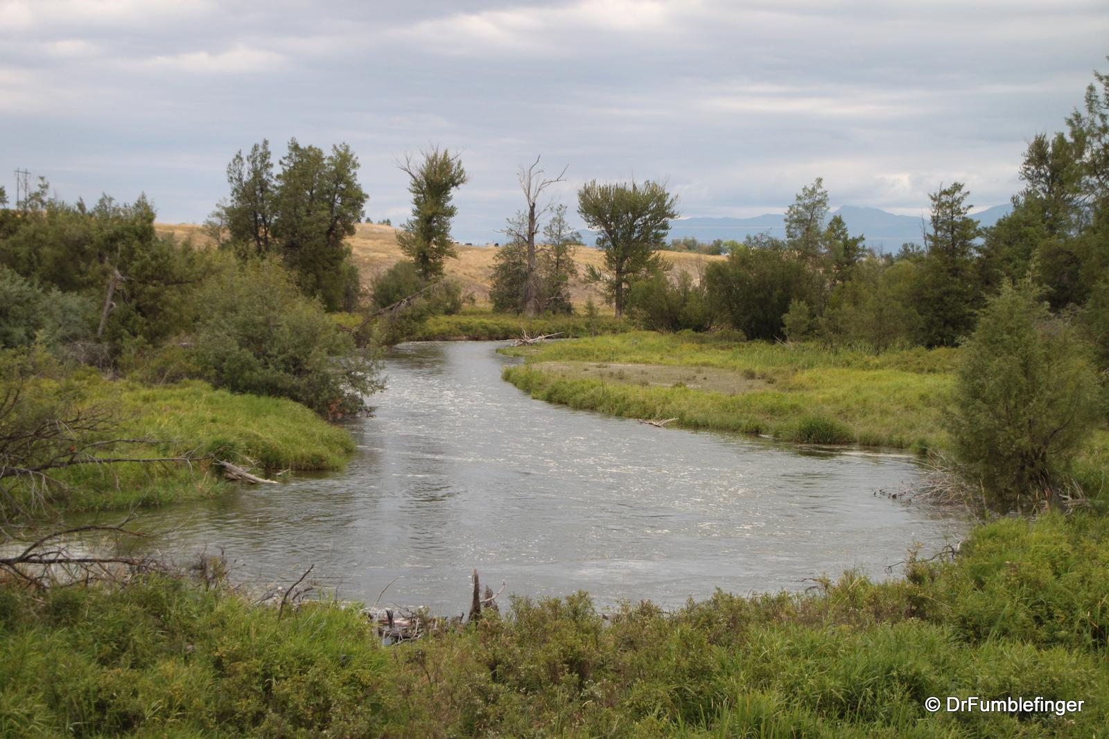 National Bison Refuge -- Mission Creek