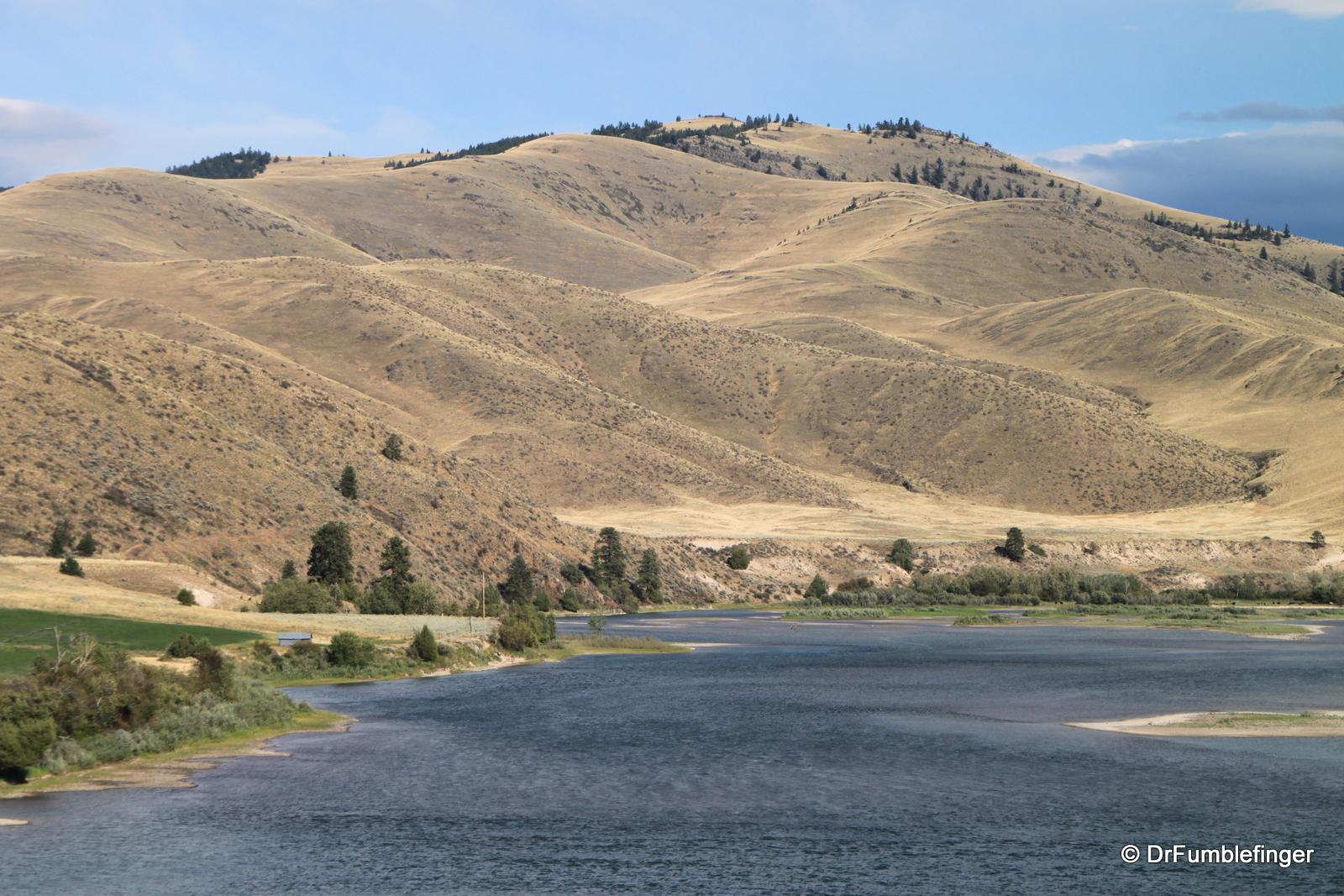 Flathead River Valley