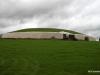 Newgrange viewed at a distance