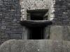 Newgrange, entrance to the tomb