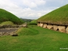 Stone mounds at Knowth