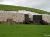 Entry to the passage tomb of Newgrange