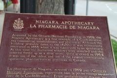 Niagara Apothecary, Niagara-on-the-Lake
