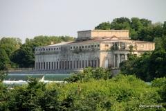 Abandoned Toronto Power Generating System , Niagara River
