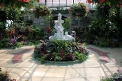 Niagara Parks Floral Showcase.
