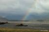 Rainbow over the Eastern Fjordlands