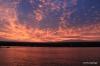 Sunset, Hilo Bay, Big Island of Hawaii