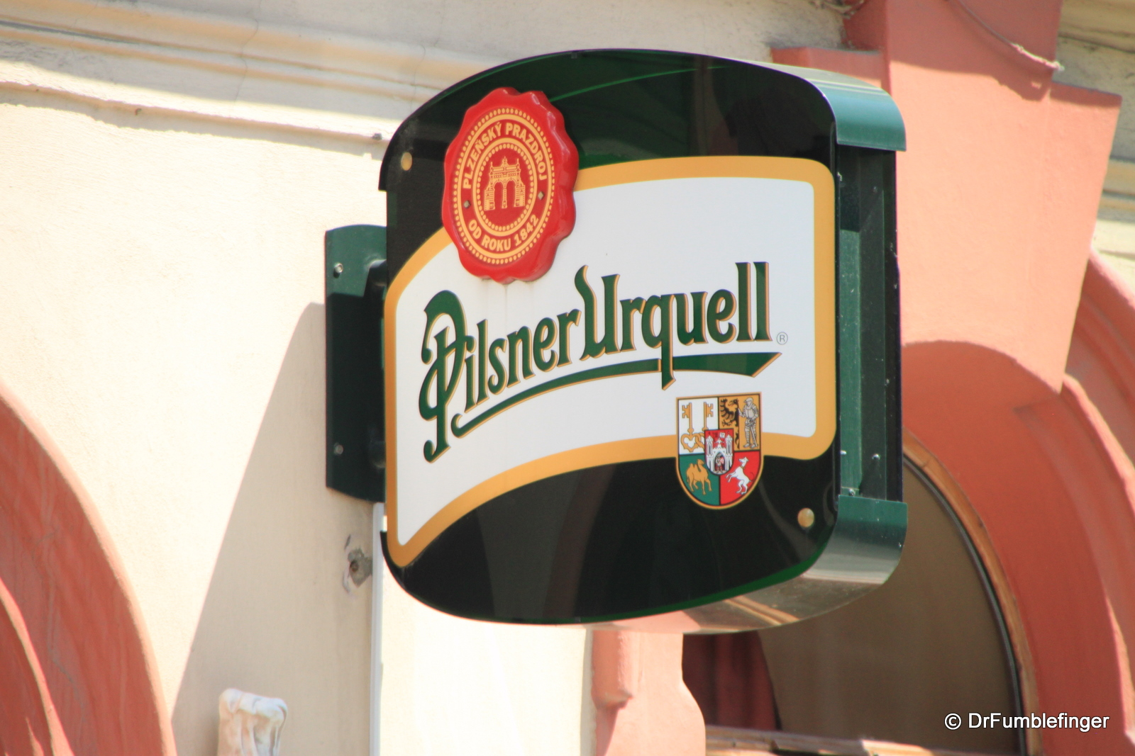 The most popular beer in the Czech Republic!