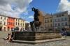 Neptune Fountain in Lower Square
