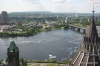 View from Peace Tower, Ottawa River