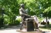 Parliament hill, Pearson statue