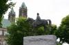 Parliament hill, Queen Elizabeth statue