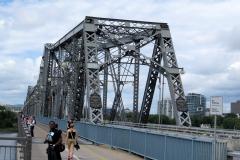 Alexandra Bridge, Ottawa River