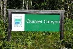 Ouimet Canyon Park