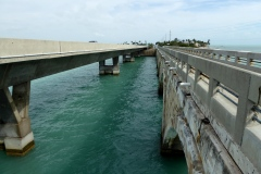 New section,  Overseas Highway, Florida Keys