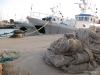 Fishing ships, Fiumicino