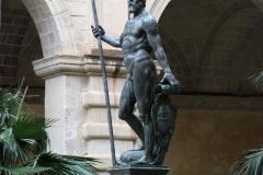 Courtyard, Valletta Palace